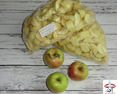 Fagyasztott alma1 Apple, Fruit, Food, Essen, Yemek, Apples, Meals