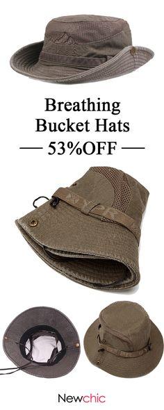 10e0daa632c ... Bucket Hats