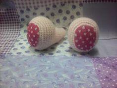 ) 25 a Miyavi, Amigurumi Tutorial, Baby Knitting Patterns, Bunny, Lily, Blog, Crochet Bear, Rabbits, Crochet Stitches