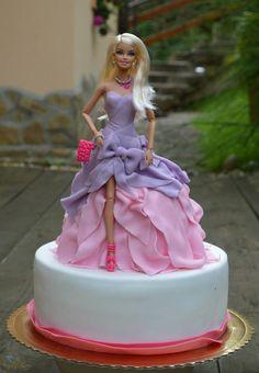 Barbie lady| www.tortyodmamy.sk