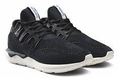 adidas originals tubular moc runner - tonal pack - black