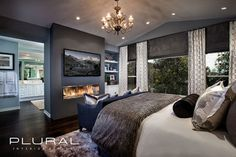 Modern Master Bedroom Interior Design - Modern Master Bedroom Design Ideas, Pictures, Remodel, and Decor - page 6