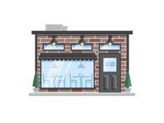 Storefront animation #4  https://dribbble.com/shots/1523091-Storefront-animation-4