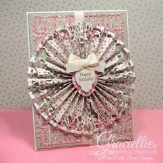 Graciellie Design: Our Daily Bread Designs - December Release, Mini Tags, Gilded Gate, Flourished Star Pattern, Mini Tag Sentiments stamp set, The Gate stamp set, Christmas Paper Collection 2014, flourish rosette, birthday card