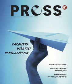 Pressin 1/2010 (Versio 2). Lue lehti: http://www.issuu.com/mcipress/docs/pressin1_2010