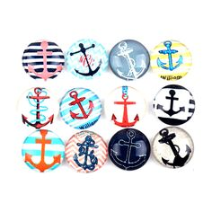 Find More Jewelry Findings & Components Information about 8 40mm 20Pcs/Lot Cabochon Glass Stone Buttons Cabochon Nautical Anchor Ginger Snap Buttons for Bracelet Necklace Ring Earring,High Quality button cell batteries lr41,China button barrel Suppliers, Cheap button gas from Shangcheng Jewelry Co.,Ltd on Aliexpress.com