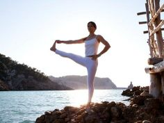 Alternative healing techniques helps you balance the hormones and #heal many forms of #illness. #yoga #ibiza