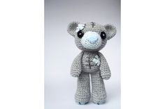 Tatty Teddy pattern by Crayons