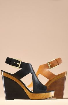 MICHAEL Michael Kors 'Josephine' Wedge | Nordstrom                Love these