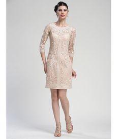 cocktail lace dress - Buscar con Google | Boda Tiffany | Pinterest ...
