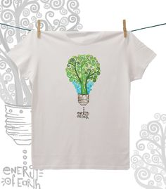 Camiseta ·MXH· Energy of earth