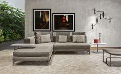 Doimo salotti emporio linea pelle - divano Harmon | Emporio | divani ...