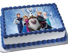 Fiesta de cumpleaños de congelados congelados por Trendytreathouse