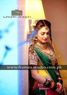 Danish Taimoor & Ayeza Khan Wedding Photoshoot - Mehndi HD Pictures | Pakistaniyan