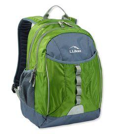 Bean's Explorer Backpack, Colorblock