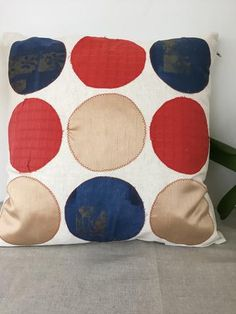 Royal Gold Collection Dot Mix Cushion cover with filler Pattern Books, Upholstery, Interior Decorating, Dots, Cushions, Throw Pillows, Knitting, Crochet, Cover