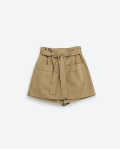 Image 8 of SKORTS from Zara
