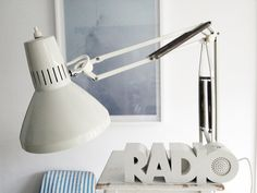 ★★ Architektenlampe,Schweden,Ledu ★★ von alpenrose auf DaWanda.com
