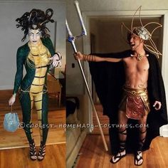 What happened between Medusa and Poseidon