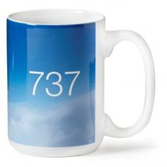 Boeing Collection Boeing 737 Sky Mug