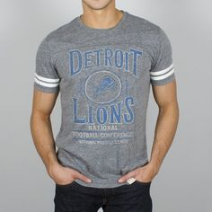 Detroit #Lions Tailgate Tee. Click to order! - $34.99