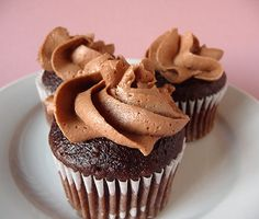 The best chocolate buttercream for cupcakes