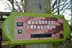 Techie, Computer Whisperer, Man Cave, Office, Gift for Men, Computer Geek, Techie Gift, Wall Decor, Geekery, Wooden Sign, Maxs Uniquities by CasaKarmaDecor on Etsy