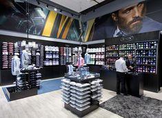 Shirts brand Eton opens new store at Copenhagen Airport