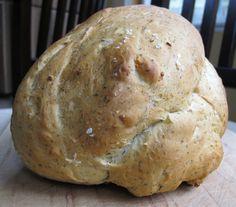 Dill Bread - small batch baking.