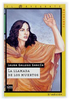 """""""La llamada de los muertos"""" de Laura Gallego. Ficha elaborada por Daniel Lancho."""