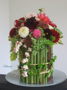 Newest Free Art Floral - Leben Ideen Concepts Among probably the most lovely and sophisticated varieties of flowers, we cautiously picked the corr Table Flower Arrangements, Christmas Arrangements, Floral Centerpieces, Arte Floral, Deco Floral, Corporate Flowers, Flora Design, Sugar Flowers, Decoration Table