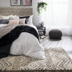 Buy Noble Aztec Rug at Carpetright, the UK's leading carpet, flooring and rug retailer. Buy from our new range of great value online exclusive rugs today. Bedroom Rug, Room, Blue Living Room, Room Color Schemes, Living Room Modern, Rugs, Aztec Rug, White Rooms, Rugs In Living Room