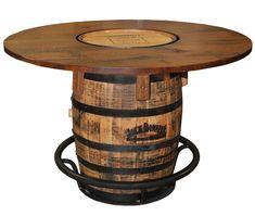 RuffSawn, Showplace 4300, Jack Daniels Table #designonhpmkt  https://www.facebook.com/ruffsawn