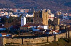 Castelo de Bragança, Portugal