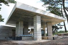 Secular Retreat Chivelstone South Hams | Peter Zumthor Architect Project Devon