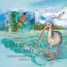 Solomon Islands - 2013 Rennell Island - Mint Stamp S/S - 19M-241