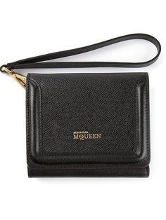 Alexander Mcqueen Wristlet Wallet - Julian Fashion - Farfetch.com