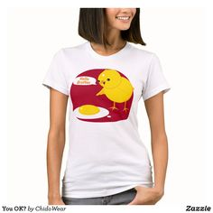 Customizable T-Shirt made by Zazzle Apparel. Cartoon T Shirts, American Apparel, Wardrobe Staples, Colorful Shirts, Fitness Models, Female, Tees, Casual, Fabric