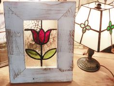 Modern Stained Glass, Making Stained Glass, Stained Glass Flowers, Stained Glass Crafts, Stained Glass Designs, Stained Glass Panels, Stained Glass Patterns, Leaded Glass, Mosaic Glass
