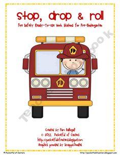 pre-k fire safety