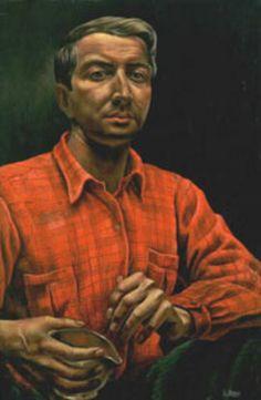 Autorretrato, 1938: Obra de Antonio Berni