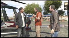 Grand Theft Auto V - Three's Company - Part 1