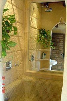Gorgeous bathrooms at La Finca - Costa Blanca - Spain - Family Friendly Holidays