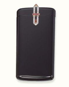Cartier Art Deco Case - c1925 - Designed as an oblong onyx case.