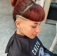 Hair Inspiration, Hair Cuts, Hairstyle, Holi, Random, Fashion, Shaved Hair, Razored Hair, Haircuts