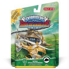 Skylanders SuperChargers - Nitro Stealth Stinger - Target Exclusive