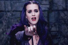 "Katy Perry ""Wide awake"" video"