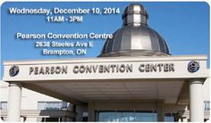 invites you to their upcoming Job Fair and Training Expo on Wednesday, December from to at the Pearson Convention Centre. Job Fair, Job Search, Canada, Training, June 18th, December 11, Events, Convention Centre, Summer 2014