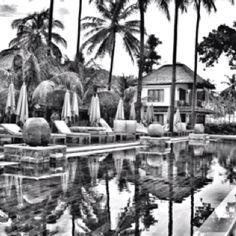 Lombok in b/w