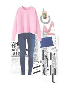"""""""Confused.."""" by wa-sa-bae ❤ liked on Polyvore"""